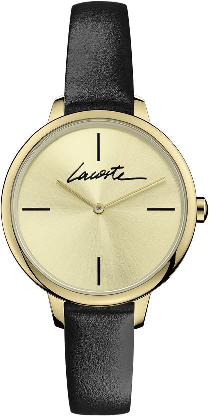 Lacoste Cannes Gold/Black 2001124
