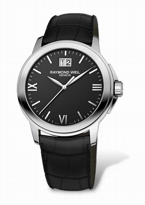 RAYMOND WEIL Geneve Tradition All Black Gents 5576-ST-00207