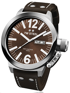 TW STEEL Ceo Collection Brown Dial CE1010