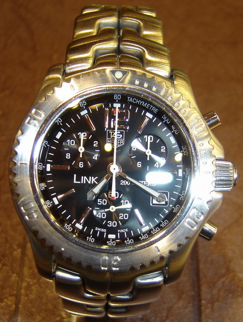 Tag Heuer CT 1111-0 Link Chrono