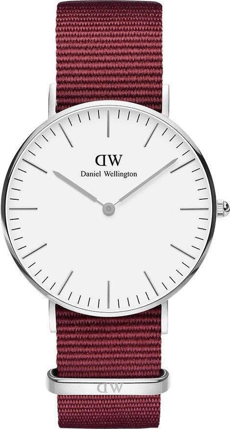 Daniel Wellington Classic Roselyn Red Nato DW00100272