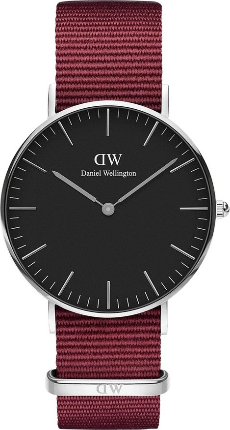 Daniel Wellington Classic Roselyn Red Nato DW00100274