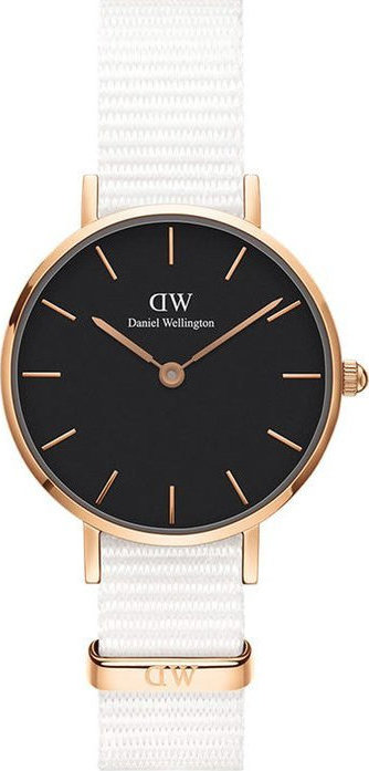 Daniel Wellington Petite Dover Black/White DW00100314