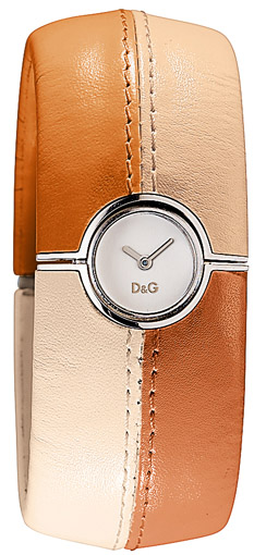D&G ANTIBES Coloured Leather Strap DW0414