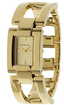 MICHAEL KORS Gold Stainless Steel Bracelet  MK3111