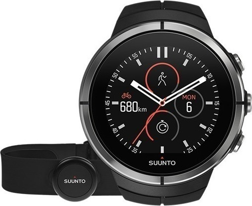 Suunto Spartan Ultra Black (HR) SS022658000