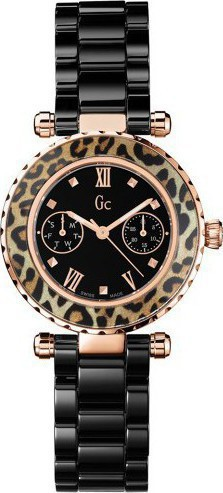 GUESS Collection Multifunction Black Ceramic X35016L2S