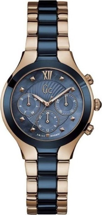 GUESS Collection Multifunction Stainless Steel Bracelet Y30003L7
