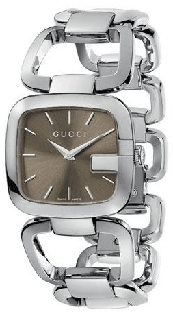 GUCCI G-Gucci Collection Stainless Steel Ladies YA125402