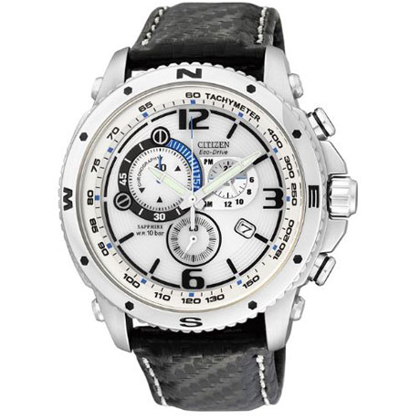 Citizen Marinaut EcoDrive Chronograph AT0761-08A