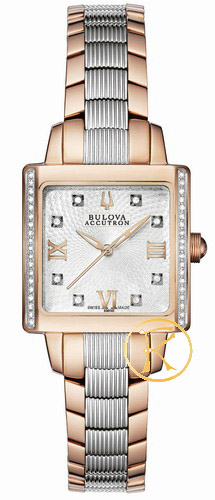 BULOVA ACCUTRON Masella Diamonds Ladies 65R141