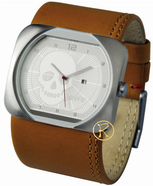 LEVIS Gents Brown Leather Strap L001GUCWRM