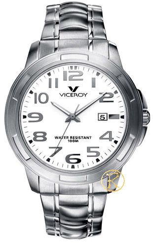 VICEROY Strong and Steel Stainless Steel Bracelet 40317-15