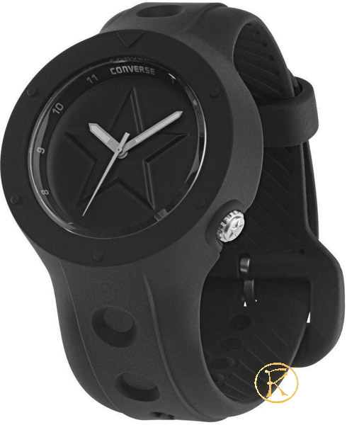 CONVERSE Rookie Black Rubber Strap VR001001