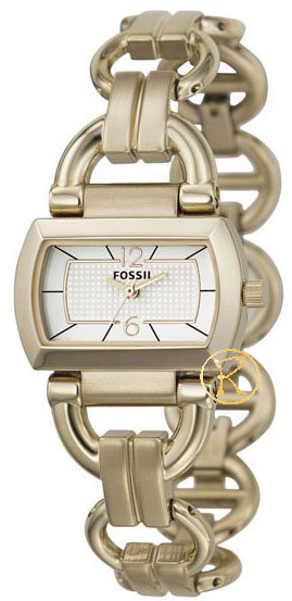 FOSSIL Gold Steel ES2481