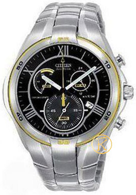 Citizen Men's Watches Eco Drive AT1086-54G