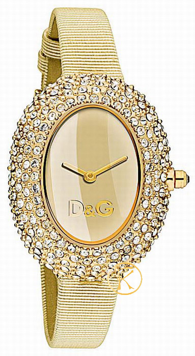 Dolce & Gabbana Music Ladies Watch DW0376
