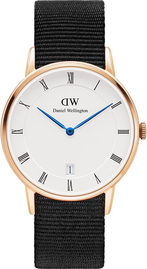 Daniel Wellington Black Fabric Strap DW00100261