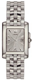 Concord Womens Sportivo Stainless Steel Watch 0310399