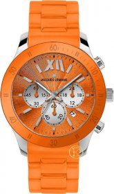 Jacques Lemans Herrenuhr Rome Sports Chronograph 1-1586G