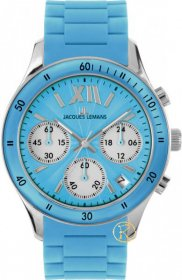 Jacques Lemans Herrenuhr Rome Sports Chronograph 1-1586L