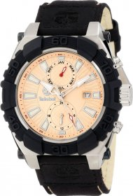 Timberland Mens Hookset Multi Function Black Watch 13331JSTB-07