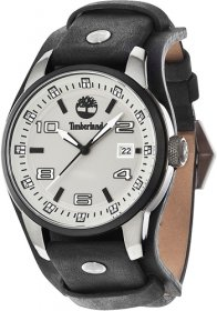 Timberland Arundel Black Leather Strap 14337JSUB/61A