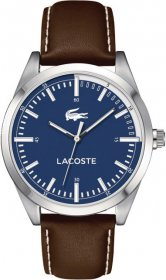 Lacoste Montreal Brown Leather Strap 2010742