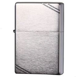 Zippo Αναπτήρας Vintage Series 1937 With Slashes  Vintage High Polish Chrome 260