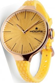 HOOPS Cherie L Ladies Rose Gold Yellow 2502LG-03