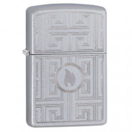 Zippo Flame Labyrinth design 29857