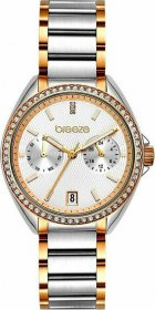 Breeze Royalisse Crystals Silver 712161.6