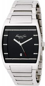 Kenneth Cole New York Quartz Stainless Steel Dress Watch KC3866