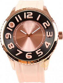 Freeline Unisex Watch Nude Rubber Strap 8291-6