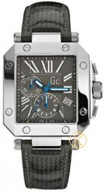 GUESS Collection Black Strap Chronograph A50006G2