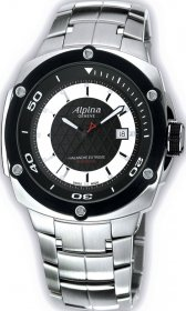 Alpina Extreme Avalanche Automatic Stainless Steel Bracelet AL525LBS5AE6B