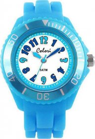 Colori Kidz Collection Blue Silicone Strap CLK017