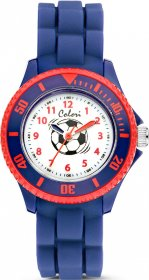 COLORI Kids Blue Rubber Strap CLK055