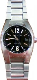 Bvlgari Automatic Stainless Steel Bracelet L2964