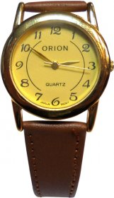 Orion Brown Leather Strap A-41750