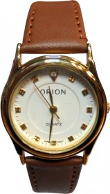 Orion Brown Leather Strap A-41747