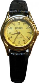 Orion Dark Brown Leather Strap A41810