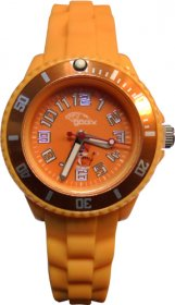Gooix Light Orange Rubber Strap GX06014040