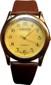 Orion Brown Leather Strap A41852
