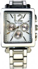 Juicy Couture White Stainless Steel Bracelet 1900468