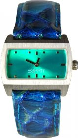 Esprit Mutlicolor Leather Strap ES138A21602363