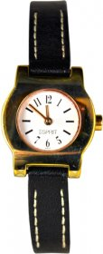 Esprit Black Leather Strap ES2E164.3312.481