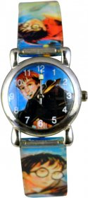 Harry Potter Silicone Strap Watch 36109