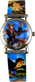 Harry Potter Silicone Strap Watch 36107