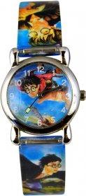 Harry Potter Silicone Strap Watch 36106